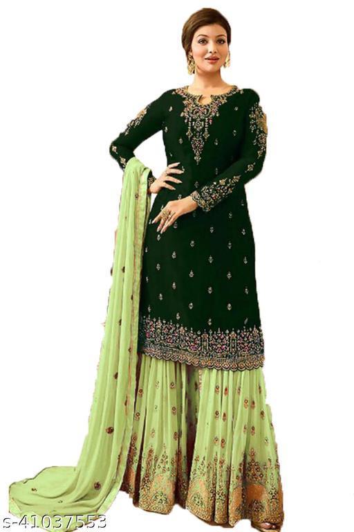 BHUMIK ENTERPRISE Designer Party Anarkali Salwar Suit