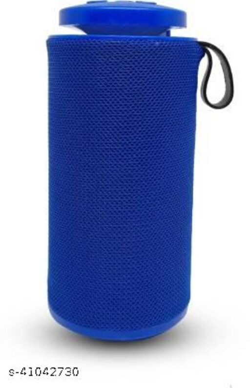 Kawl Studio 30 High Sound Quality with 6 Hours playing time Portable Bluetooth Speaker 5 W Bluetooth Speaker  (Blue, Stereo Channel)