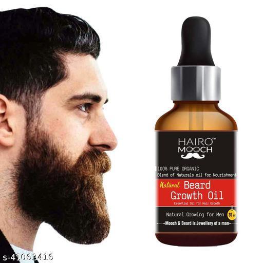 Hairo Mooch Natural Bread Oil - 30ml