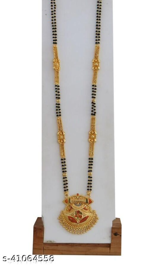 Allure Colorful Mangalsutras
