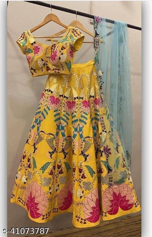 Jivika Fashionable Women Lehenga