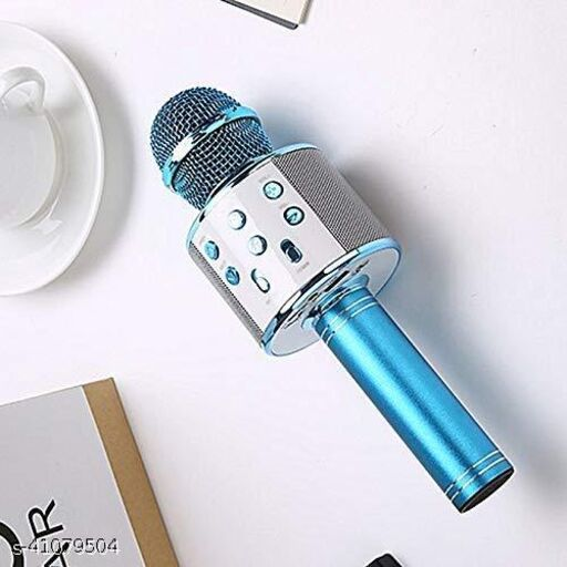 karaoke microphone for singing and recording wireless