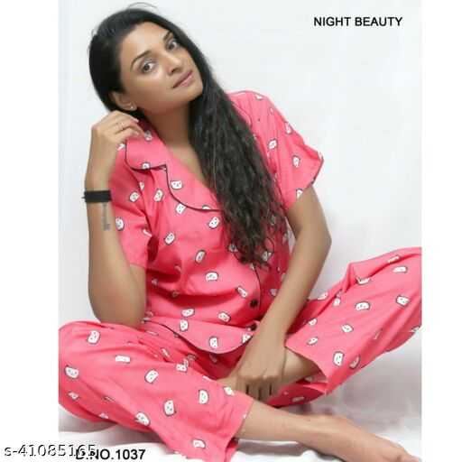 Divine Adorable Women Nightsuits