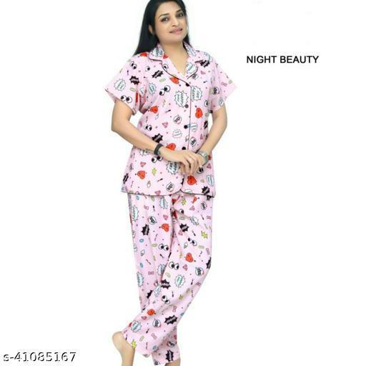 Inaaya Alluring Women Nightsuits