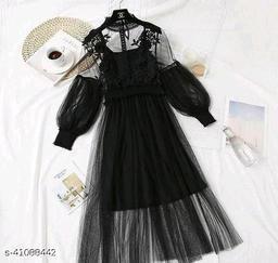Classic Partywear Women Dresses