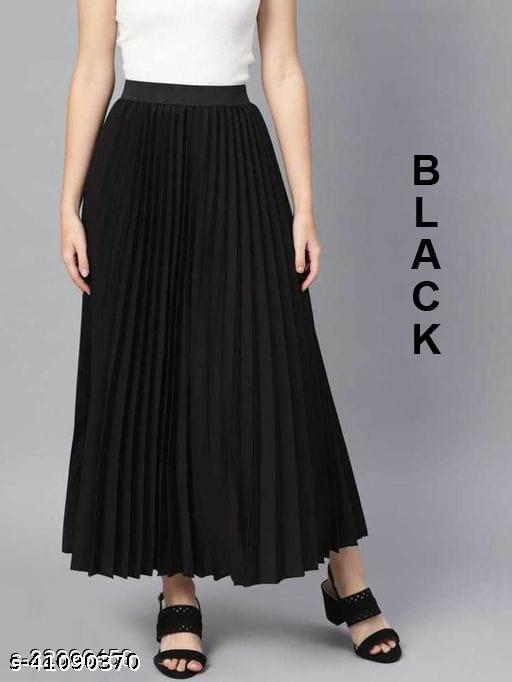 Fashionable Latest Women Western Skirts