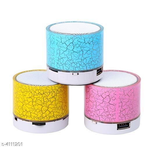 Advanced Digital Bluetooth Speakers