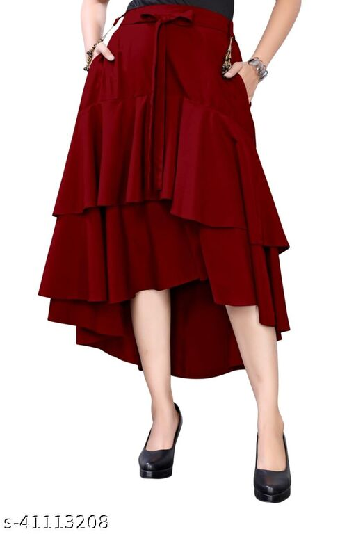 107 MARRON Skirts