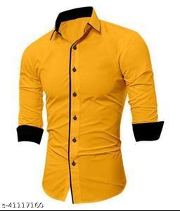 Stylish Men Cotton Shirts