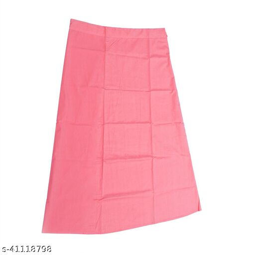 Women's Cotton Saree Petticoat 7Part