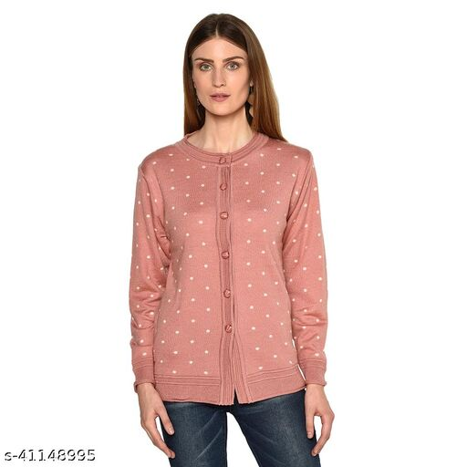 Womens Casual Knitted Cardigans
