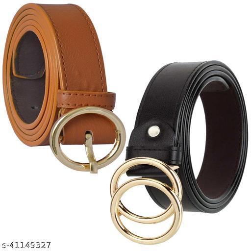 Casual Modern Women Belts