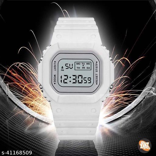 DG_New Generation Smart Looking-Multifunctional-Lighywight Digital Watch