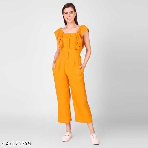 Elegant Jumpsuit Mustered