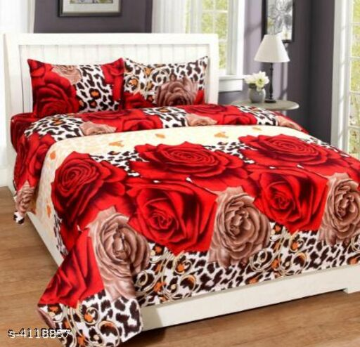 New Attracrive Stylish  Double Bedsheets