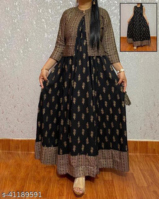 Charvi Fashionable Kurtis