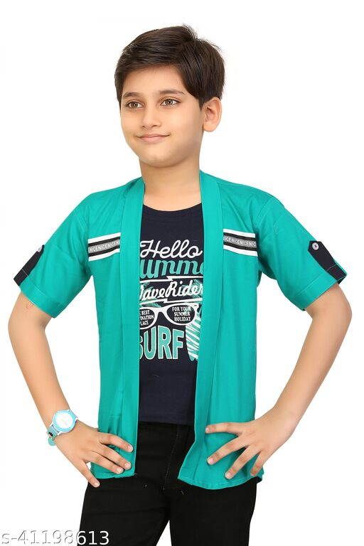 FOREVER YOUNG Boys Shirt
