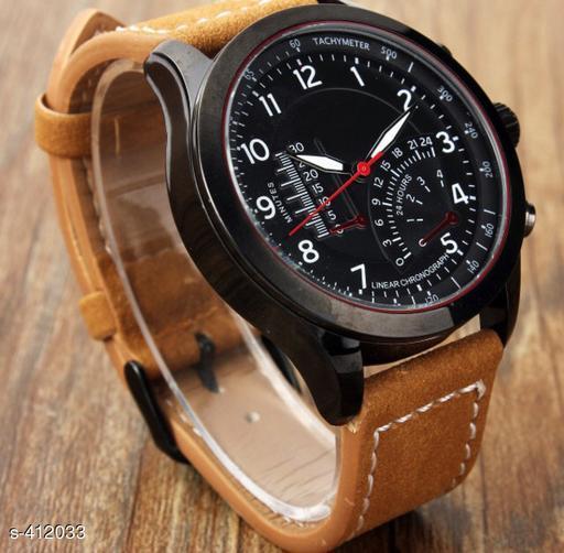 Stylish Attractive Men's Watch
