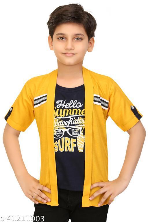 FASHION GRAB Boys Shirt