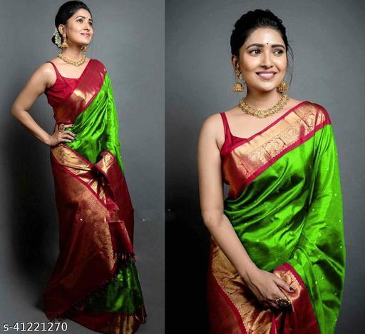 New Tanding fancy saree