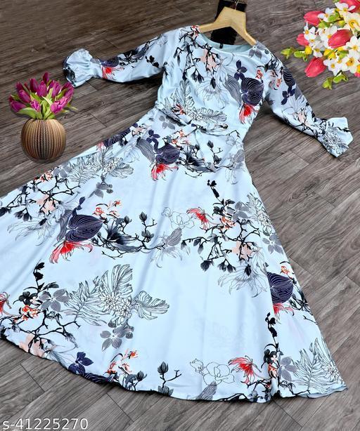 Classic Graceful Women Dresses