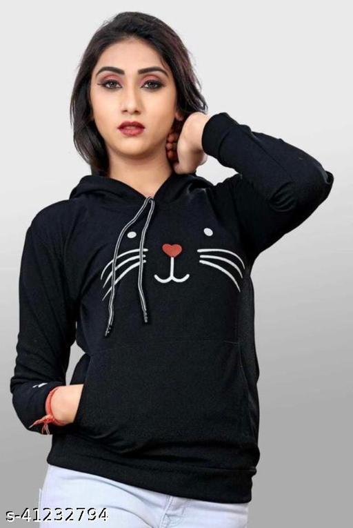 Trendy Elegant Women Hoodies Sweatshirts