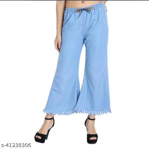 Fancy Glamarous Women Jeans