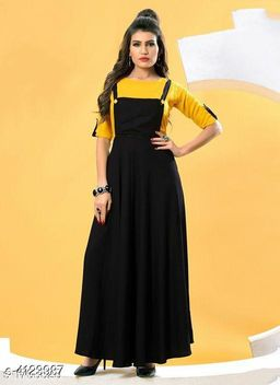 Fancy Classy Pinafore Dresses
