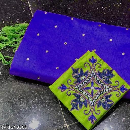 Efab Villa Bahubali Silk Saree