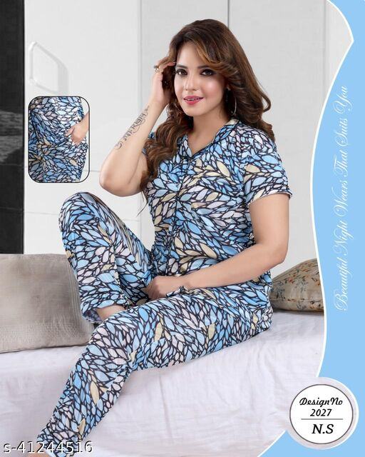 Aradhya Stylish Women Nightsuits