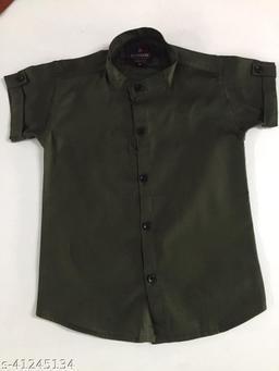 Modern Stylish Boys Shirts