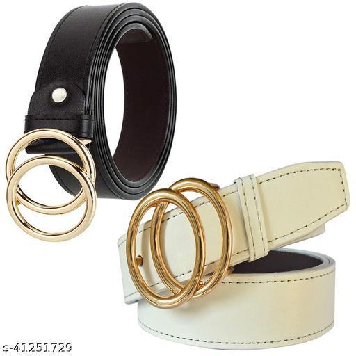 Casual Unique Women Belts