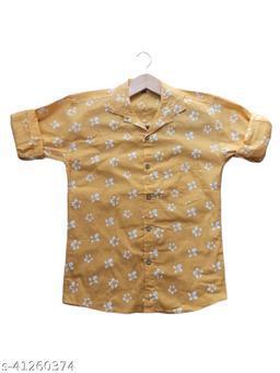 Agile Stylus Boys Shirts