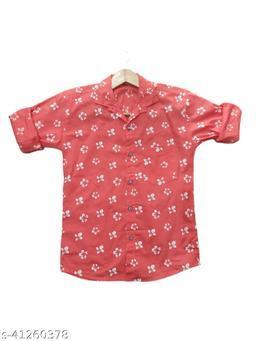 Tinkle Elegant Boys Shirts