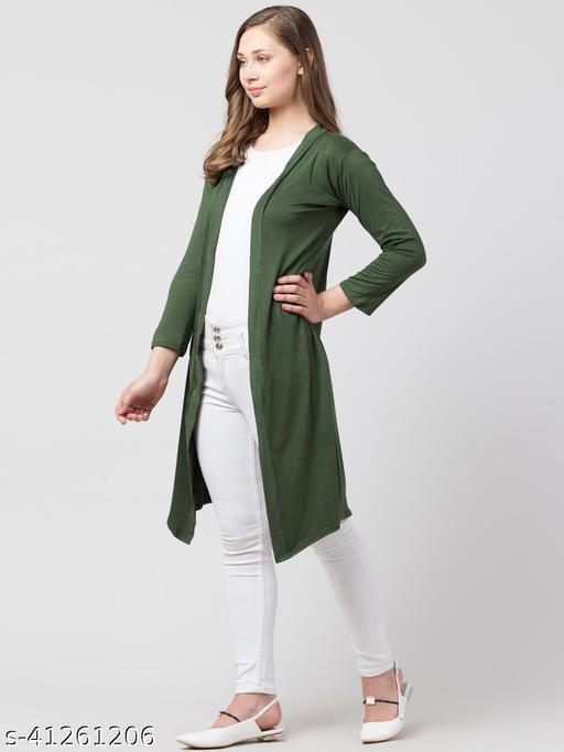 Comfy Partywear Women Capes, Shrugs & Ponchos