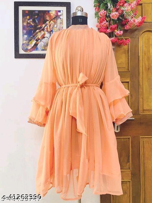 Trendy Latest Women Dress