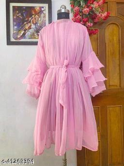 Trendy Modern Women Dress