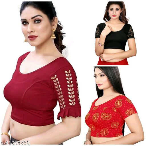 bollywood stetchable blouse