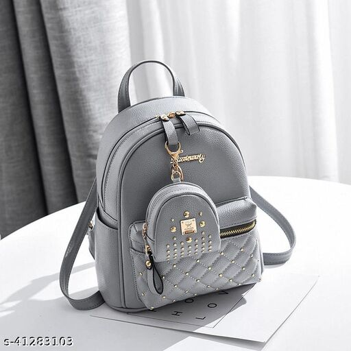 Gorgeous Attractive Women Backpacks