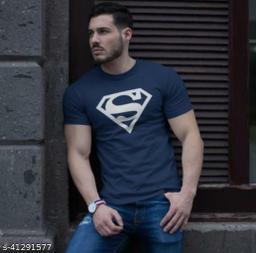 Mens Printed Tshirt   Cotton Fabric Casual Wear Tshirt For Men