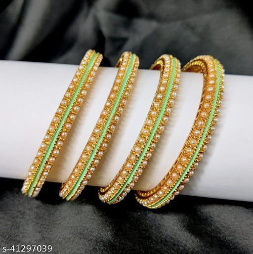 Feminine Chunky Bracelet & Bangles