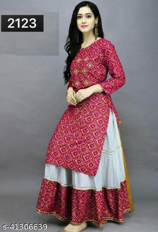 Charvi Drishya Women Kurta Sets
