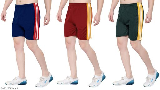 Combo of 3 Shorts for Men and Boy