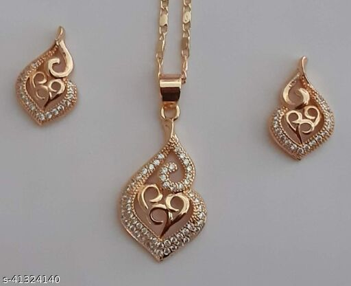 Shimmering Glittering  jewellery set