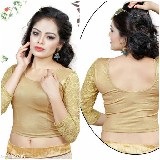 Aagam Drishya Women Blouse