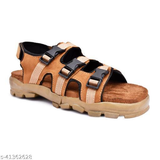 Modern Graceful Men Sandals
