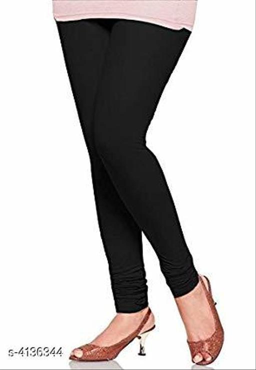 Diva Attractive Cotton Lycra Women's Legging