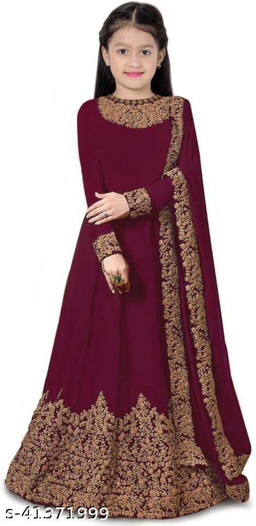 Classy Girls Ethnic Gowns