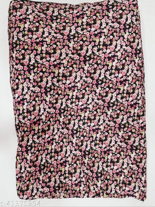 Attractive Beautiful Women Kurti Fabric