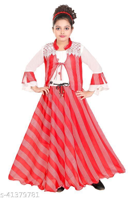 New stylish Girls  Frocks & Dresses